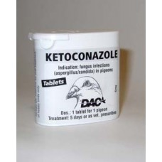 Ketoconazole tabletten EXPORT
