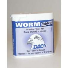 Combi-wormtabletten