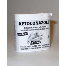 Ketoconazole tablet voor roofvogels EXPORT