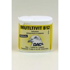 Vit-Tabs Multivit B12 tabs